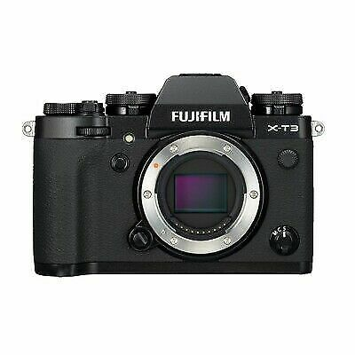 Fujifilm X-T MP Mirrorless Camera - Black (Body Only)