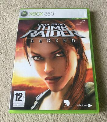 Lara Croft Tomb Raider Legend - Microsoft Xbox 360 -