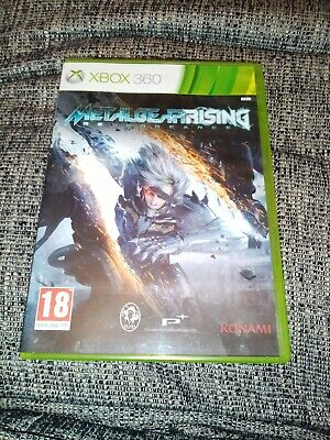 Metal Gear Rising: Revengeance XBOX ONE compatible xbox 360