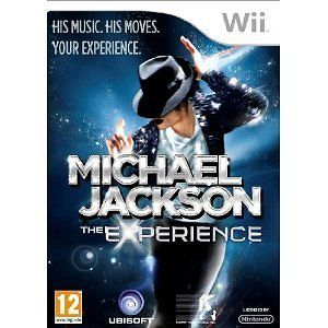 Michael Jackson: The Experience (Nintendo Wii, )