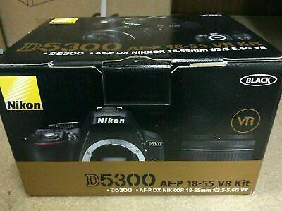 *New Nikon DMP DSLR Digital Camera 3.2 Inch TFT WiFi