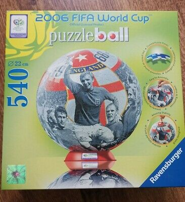Official FIFA World Cup  Puzzle Ball Jigsaw Football