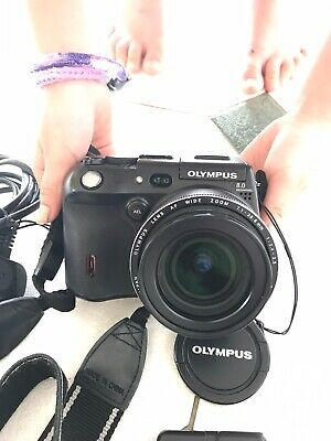 Olympus C-MP Digital Camera with 5x Optical Wide Zoom