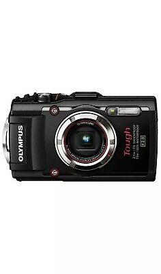 Olympus Stylus Tough TG-MP Digital Camera - Black