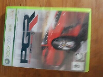 Project Gotham Racing 3 PGR 3 (Microsoft Xbox 360)