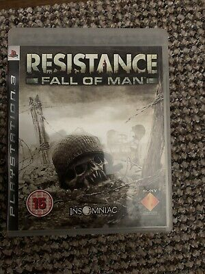 Resistance: Fall of Man (Sony PlayStation ) -