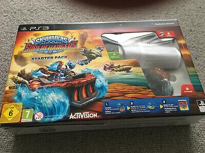 SKYLANDERS SUPERCHARGERS PLAYSTATION 3 PS3 STARTER PACK