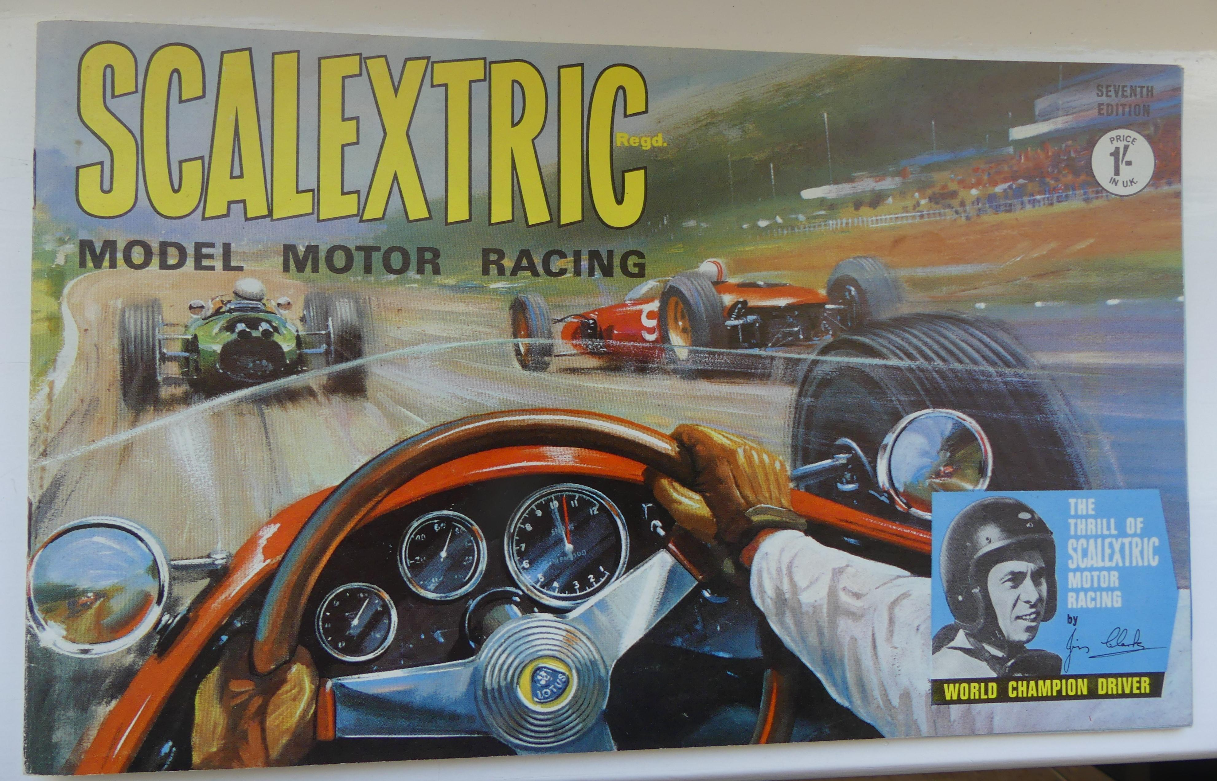 Scalextric Vintage Catalogue Seventh Edition