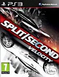 Split / Second: Velocity Sony PlayStation 3 PS3 Game