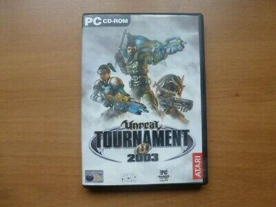 Unreal Tournament  For Pc Cd Rom Complete