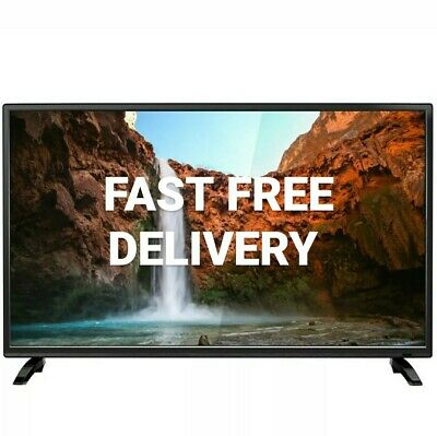 32 Inch HD LED Android Smart TV with Freeview HD WiFi 3 HDMI