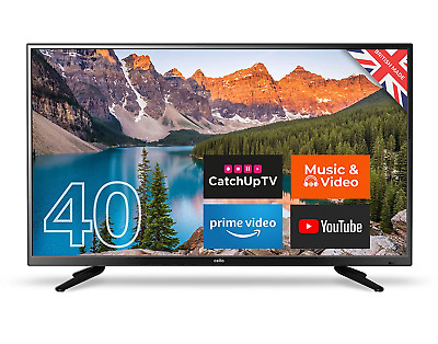 Cello C40SFS 40-Inch Android 7.0 Smart Full HD LED TV - Made