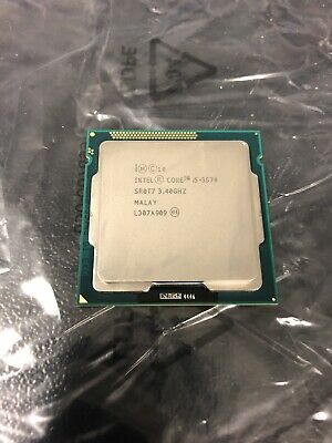 Intel Core iK Quad Core 3.4GHz CPU (Socket LGA )