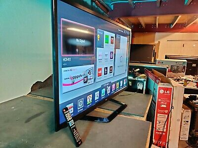 "LG Smart TV 55LM620T 55"" 3D p HD LED Internet TV - Used"