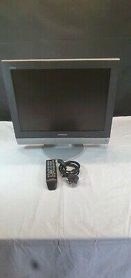 Samsung TV LW20M21CP p HD LCD Television