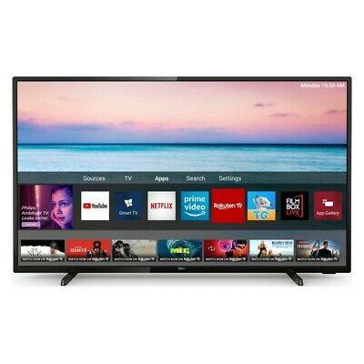 Smart TV Philips 58PUSK Ultra HD LED Wifi Black
