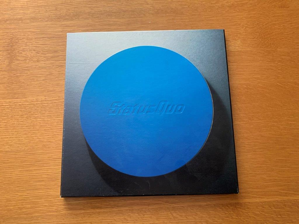 Status Quo - From The Makers Of. Box Set of 3 Vinyl