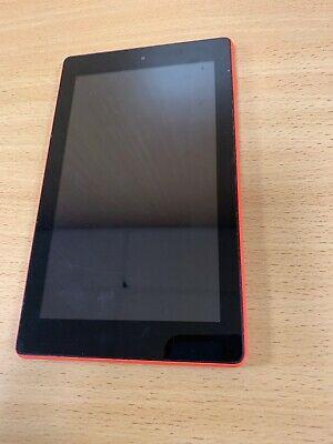 Amazon Kindle Fire 7th Gen 8gb Wi-fi - Black ()