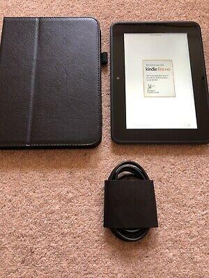 Amazon Kindle Fire HD 8.9 (2nd Generation) 32GB, Wi-Fi,