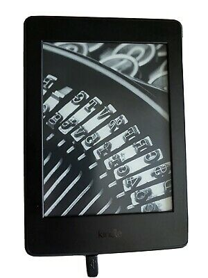 Amazon Kindle Paperwhite (7th Generation) 4GB, Wi-Fi, 6in -