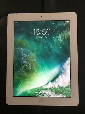 Apple iPad 4th Gen. 32GB, Wi-Fi + Cellular (EE), 9.7in -