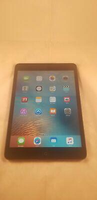 Apple iPad Mini WIFI 16GB Black Black Unknown