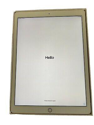 Apple iPad Pro 1st Gen. 32GB, Wi-Fi, 12.9 in - Gold