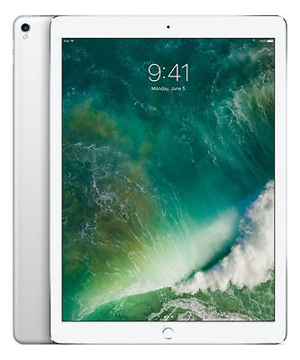 Apple iPad Pro 2nd Gen. 256GB, Wi-Fi + 4G (Unlocked), 12.9
