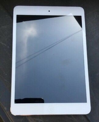 Apple iPad mini 1st Gen. 32GB, Wi-Fi 7.9in - White & Silver