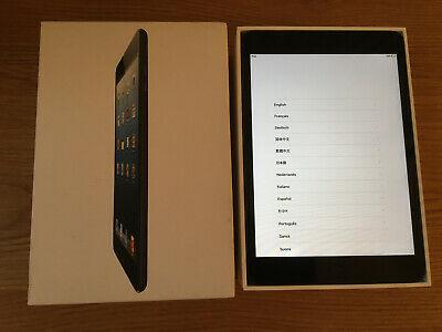 Apple iPad mini 1st Generation. 32GB, Wi-Fi, 7.9in - Black