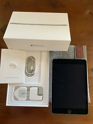 Apple iPad mini GB, Wi-Fi + Cellular (Unlocked), 7.9in