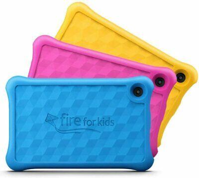 """Fire HD 8 Kids Edition Tablet, 8"""" HD Display, 32 GB - Blue +"""