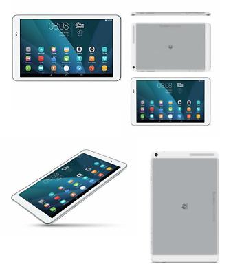 Huawei MediaPad 10 T1 16GB, Wi-Fi 10.1in Tablet