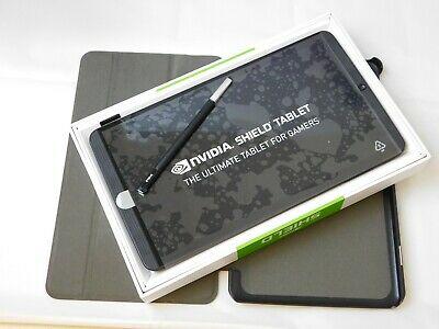 NVIDIA SHIELD K1 Tegra 16GB, Wi-Fi, 8in - Black with stylus