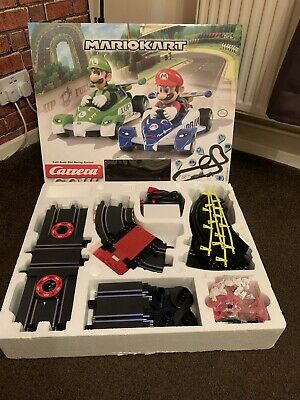 CARRERA GO! Mario Kart 5m 1:43 Slot Set Featuring Mario /