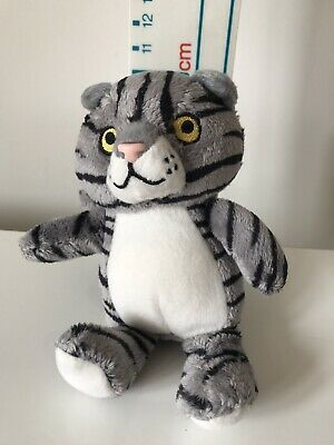 Mog The Forgetful Cat Plush Toy. 6 inch Kids Cuddly Toy Cute