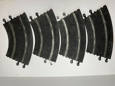 Scalextric Classic Track Banked Curves C187 X4 Track Only