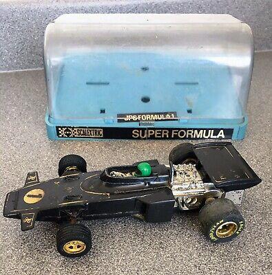 Scalextric Lotus JPS Formula 1 Super Formula C Boxed