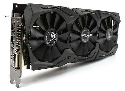 ASUS ROG Strix AMD Radeon RX GB GDDR5 Video Card -
