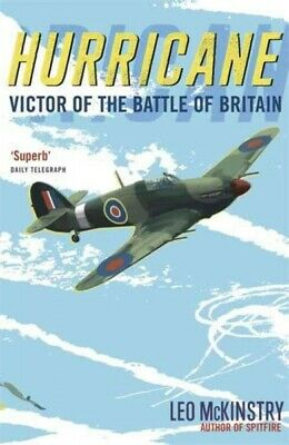 Hurricane: Victor of the Battle of Britain, Paperback by