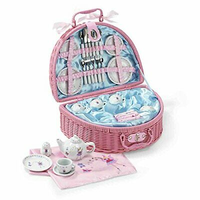 Lucy Locket - Fairy Tale Picnic Basket and Tea Set for