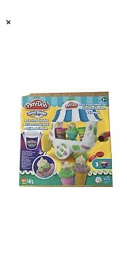 Play-Doh Sweet Shoppe - Ice Cream Sundae Cart Playset