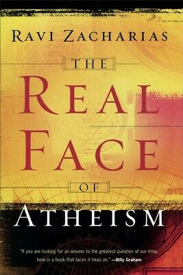 Real Face Of Atheism, Paperback by Zacharias, Ravi K., Brand
