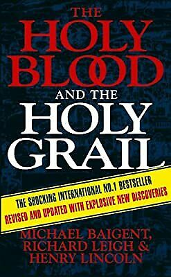 The Holy Blood And The Holy Grail, Lincoln, Henry & Baigent,