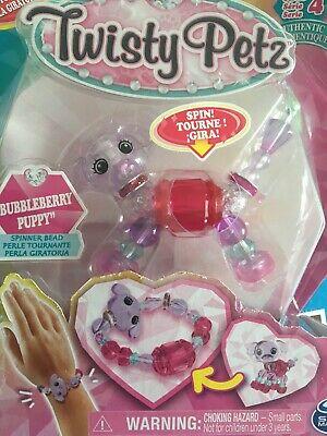 Twisty Petz Activity Bubbleberry Puppy Series 4 Brand New In