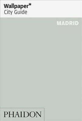 Wallpaper* City Guide Madrid, Paperback by Case, Jeremy