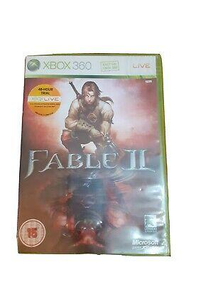 Fable II (Microsoft Xbox ) - European Version