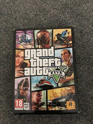 Grand Theft Auto V (PC, ) - European Version