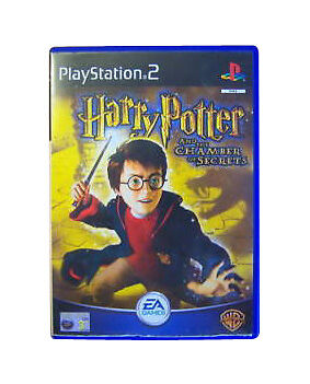Harry Potter and the Chamber of Secrets (Sony PlayStation 2,