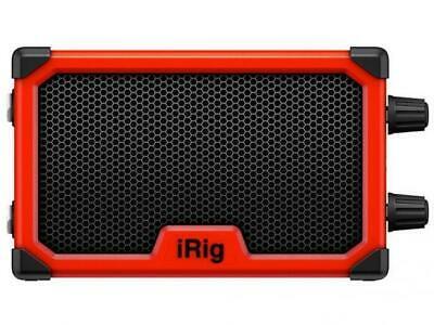 IK Multimedia Irig Nano Amp Amplifier Red